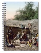 Holy Land: Bedouin Camp Spiral Notebook