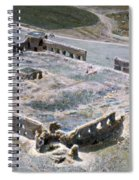 Holy Land: Caravansary Spiral Notebook