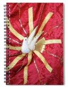 Holy Spirit Flag Spiral Notebook