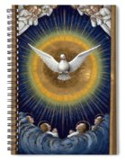 Holy Spirit Spiral Notebook