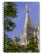 Holy Temple Spiral Notebook