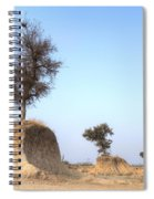 Holy Trees Spiral Notebook
