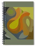 Homage To The 70's Spiral Notebook