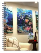 Home Decorations Spiral Notebook