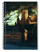 Home Of Darkness Spiral Notebook