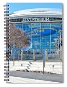 Home Of The Cowboys Spiral Notebook