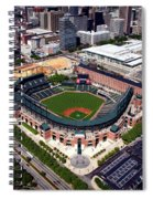Home Of The Orioles - Camden Yards Spiral Notebook