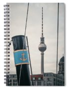 Home Port Berlin Spiral Notebook