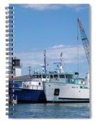 Home Port Spiral Notebook