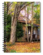Home Sweet Home 1945 Spiral Notebook