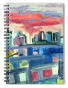 Home To The Softer Side Of City Spiral Notebook