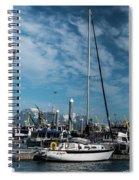 Homer Alaska Spiral Notebook