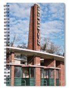 Homer Hamilton Theatre Sign Spiral Notebook