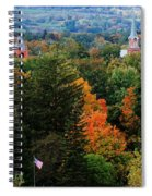 Homer Ny Spiral Notebook