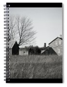 Homestead Spiral Notebook
