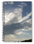Homestead Sky Spiral Notebook