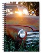 Homestead Truck Spiral Notebook