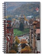 My Hometown Cumberland, Maryland Spiral Notebook
