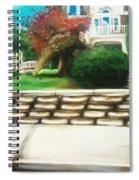 Hometown Garden Spiral Notebook