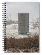 Hometown Landmark Spiral Notebook