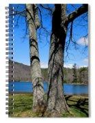 Hometown Series -sherando Lake Spiral Notebook
