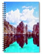 Honah Lee Spiral Notebook