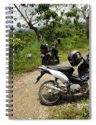 Honda Spiral Notebook