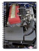 Honda S Spiral Notebook