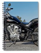 Honda Shadow Spiral Notebook