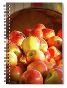 Honey Crisp #205 Spiral Notebook