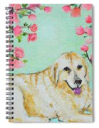 Honey Flowers Everyday Spiral Notebook