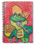 Honey Smacks Dig Em Spiral Notebook