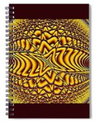Honeycomb Spiral Notebook
