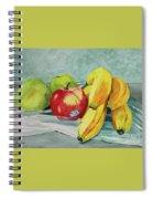 Honeycrisp Spiral Notebook