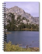 Honeymoon Lake Spiral Notebook