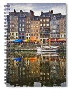 Honfleur France Spiral Notebook