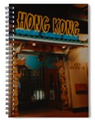 Hong Kong Spiral Notebook
