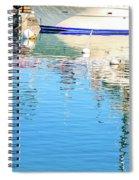 Honokohau Reflections Spiral Notebook