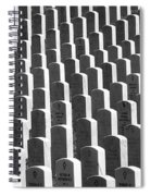 Honor Of Heroes Spiral Notebook