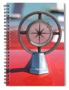 Hood Art Spiral Notebook