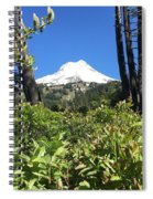 Hood View Spiral Notebook