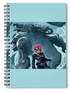 Hoodlum Spiral Notebook