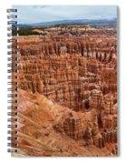 Hoodoo Landscape  Spiral Notebook