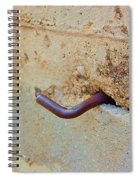 Hook  Spiral Notebook