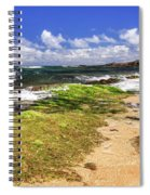 Ho'okipa Beach Maui Spiral Notebook