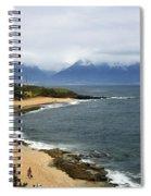 Hookipa Beach Maui North Shore Hawaii Spiral Notebook
