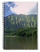 Hoolanluhia Botanical Garden Spiral Notebook