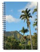 Ho'omaluhia Botanical Garden Spiral Notebook