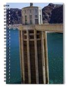 Hoover Dam Spiral Notebook