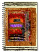 Hope Advocate Spiral Notebook